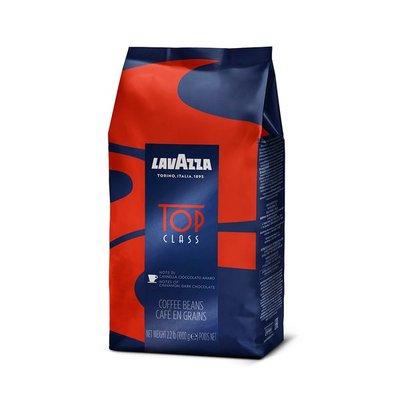 義大利 LAVAZZA TOP CLASS 咖啡豆1kg/包-【良鎂咖啡精品館】