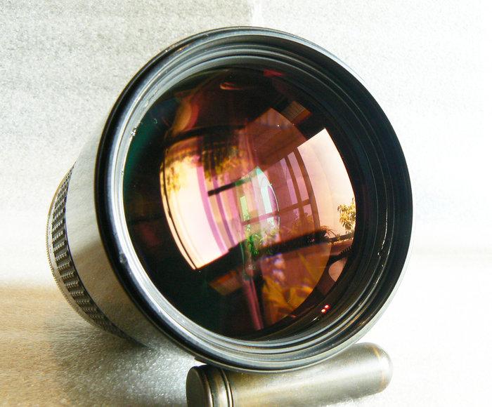 【悠悠山河】金環 Nikon原廠 Nikkor *ED 180mm F2.8 ais 最佳大光圈遠攝鏡 無傷無霧透亮美鏡