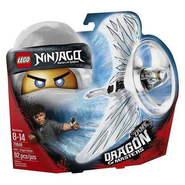 好好玩樂高 LEGO 70648 樂高積木 NINJAGO 忍者奇兵系列 冰忍-冰之飛龍大師