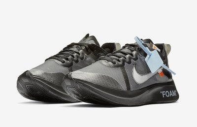 日本代購 The 10 : Nike Zoom Fly Off White AJ4588-001 聯名 男鞋(Mona)