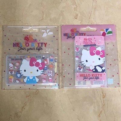 hello kitty 45週年悠遊卡(懷舊小物+粉紅派對