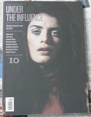 歐美流行文化雜誌 UNDER THE INFLUENCE 春夏號 2012