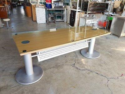 彰化二手貨中心(原線東路二手貨) --- 辦公室首選 會議桌 辦公桌