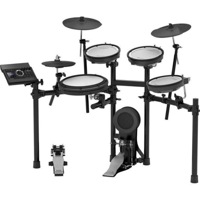 【六絃樂器】全新 Roland TD-17 KV 電子鼓 /  配備藍芽 網狀鼓面
