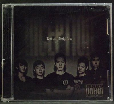 CD INCEPTION-Rotten Neighbor~全新品~10DF09C05~