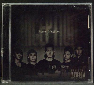 CD INCEPTION-Rotten Neighbor~全新品~10DF09C05~