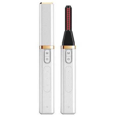 現貨 新品 燙睫毛器 充電式電熱美妝工具 定型眼睫毛夾 電動睫毛卷翹器