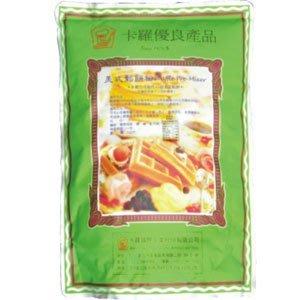 《卡羅 美式 鬆餅粉》 2kg/包 餐飲業務用 外酥內軟 --【良鎂咖啡精品館】