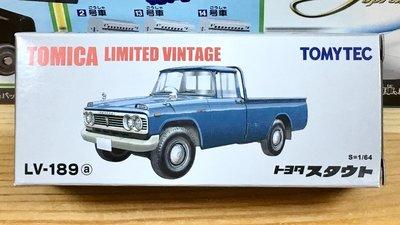TOMYTEC LV-189a Toyota STOUT 貨卡