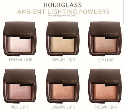[韓國免稅品代購] Hourglass 高光打亮蜜粉餅 Ambient Lighting Powder 10g Diffused / Ethereal 貴婦愛用
