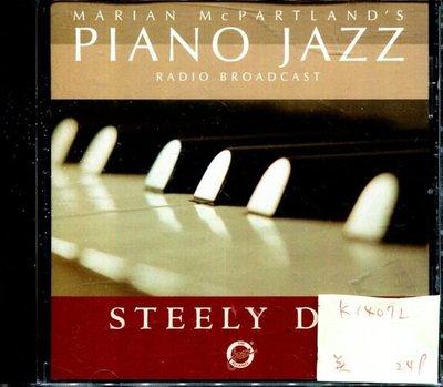 *真音樂* MARIAN MCPARTLAND'S PIANO JAZZ / RADIO BROADCAST 美版 二手 K14072