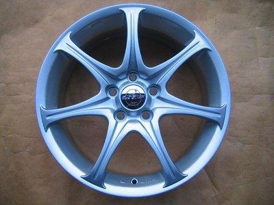 【益和輪胎】5孔108 全新國產類WORK 17吋歐系鋁圈FOCUS MONDEO S40 S60