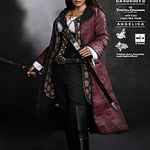 (N)開封品 Hot Toys MMS181 Pirates of the Caribbean Angelica dx06 15 jack 魔盜王