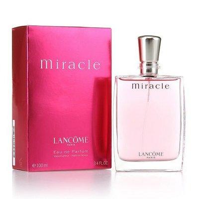 【美妝行】Lancome Miracle 蘭蔻 真愛奇蹟 女性香水 30ml