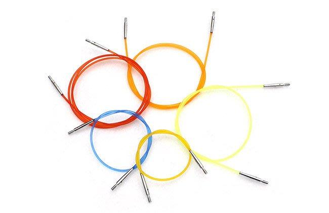 毛線編織KnitPro輪針替換線 (40cm~100cm)~適用編織帽子、圍巾、披肩、衣服~手工藝材料☆彩暄手工坊☆