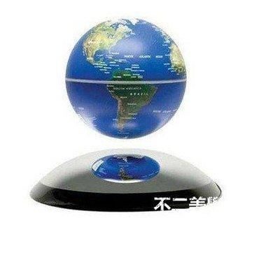 【格倫雅】^磁懸浮地球儀6寸 自轉高檔...