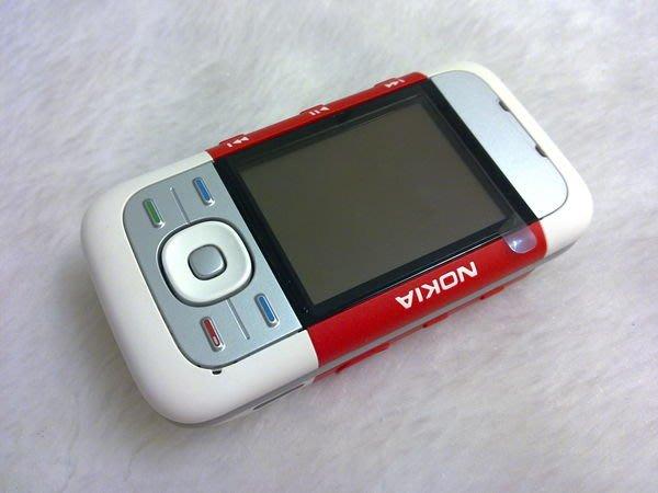 『皇家昌庫』Nokia 5300 XpressMusic  經典音樂手機 S40界面  盒裝 剩下一紅一藍 保固一年