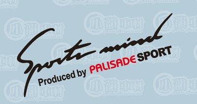 【小韻車材】汽車燈眉 現代 PALISADE 汽車改裝 車貼 貼紙 防水 TUSON ELANTRA KONA IX35