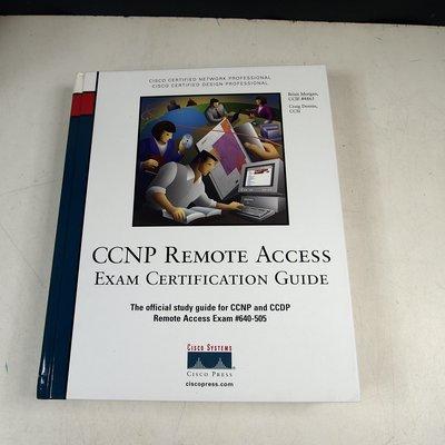 【懶得出門二手書】《CCNP Remote Access Exam Certification Guide(附光碟)》