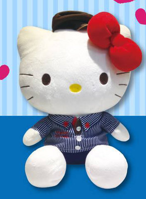 Mister Donut X Kitty 限量kitty娃娃 Hello Kitty大布偶 Hello Kitty娃娃