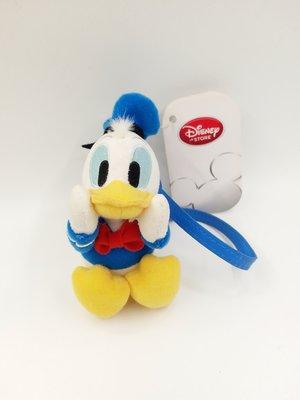【瑕疵賠售】日本迪士尼Store商店限定 唐老鴨公仔吊飾