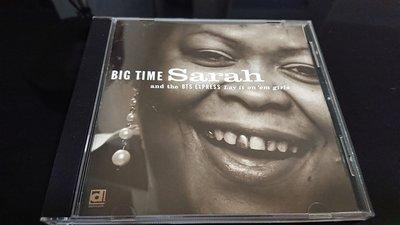 BIG TIME SARAH LAY IT ON EM GIRLS經典爵士女伶發燒錄音盤稀有版