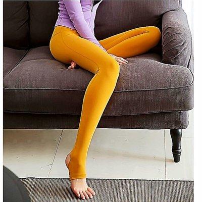 寶島小甜甜~Qiu dong yoga suit trample feet pants female polyamide show