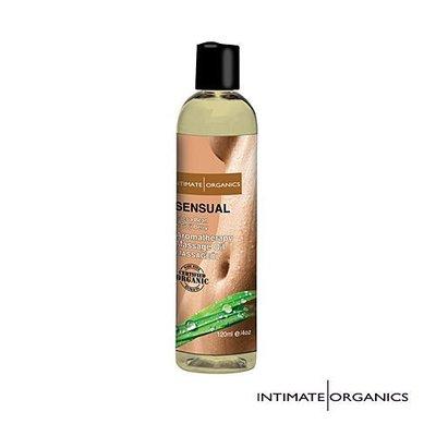 @加拿大INTIMATE.Sensual Massage Oil 可可豆&枸杞 香薰按摩油_120ml