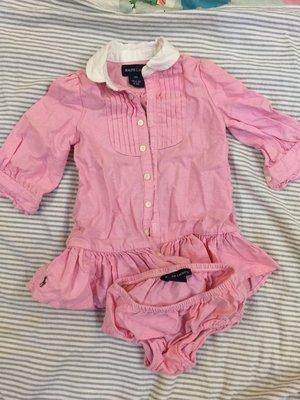 Polo Ralph Lauren 9M 純棉洋裝