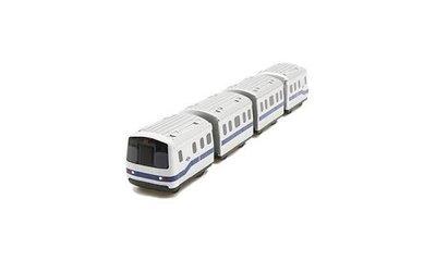TRAIL 鐵支路 Q版 迴力小列車 台北捷運 QV003T1