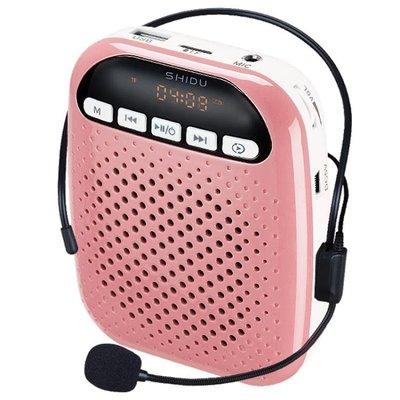 十度S378小蜜蜂擴音器教師專用教學播放器無線便攜式上課寶迷你