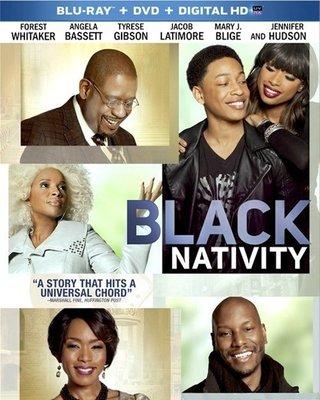 【藍光電影】黑色聖誕節 黑暗的降生/黑人版基督誕生記 Black Nativity(2013) 40-021
