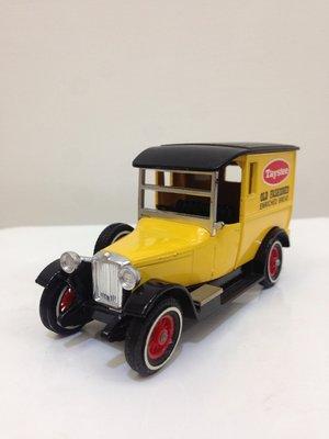 【英國製造】復古絕版老車 - TAYSTEE、吐司麵包、OLD FASHIONED、吐司男、火柴盒、多美、風火輪、模型車