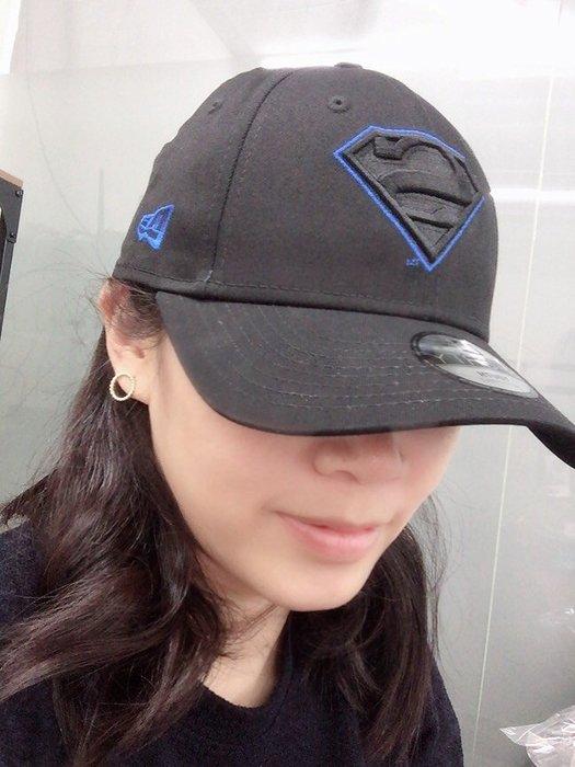 [阿菊潮流工作室]New Era 9Forty Superman Kids Curved Peak Cap[免運費]