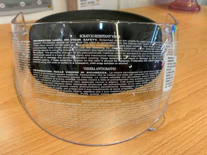 瀧澤部品 ZEUS 瑞獅 ZS-806A/806F/1600/2000C/801 鏡片共用 透明片 全罩安全帽 配件