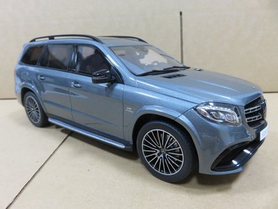 =Mr. MONK= GT SPIRIT Mercedes Benz GLS 63 AMG