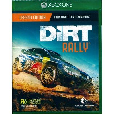 XBOX ONE 大地長征:拉力賽 傳奇版 英文亞版 Dirt Rally Legend Edition
