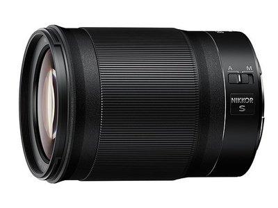【中野數位】NIKON 尼康 Z 85MM F1.8 S 定焦鏡頭 Z7 系列無反全片幅用 平行輸入 預訂