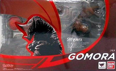 日本正版 萬代 S.H.Figuarts SHF 超人力霸王 哥摩拉 公仔 模型 日本代購