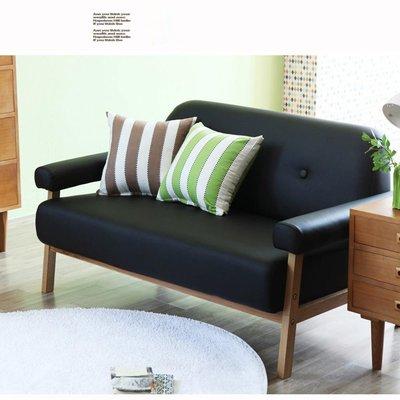新品 休閒椅 外宿 學生  【居家大師】舒適雙人皮沙發CH071/造型椅/沙發/電腦椅/皮革/貴妃椅/咖啡椅