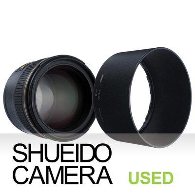 集英堂写真機【3個月保固】美品 / NIKON NIKKOR AF-S 85mm F1.4 G 大光圈 鏡頭 15722