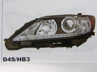 凌志 LEXUS ES350 300H 330 13 大燈 頭燈 (HID) 各車系後燈,霧燈,側燈,橡皮 歡迎詢問