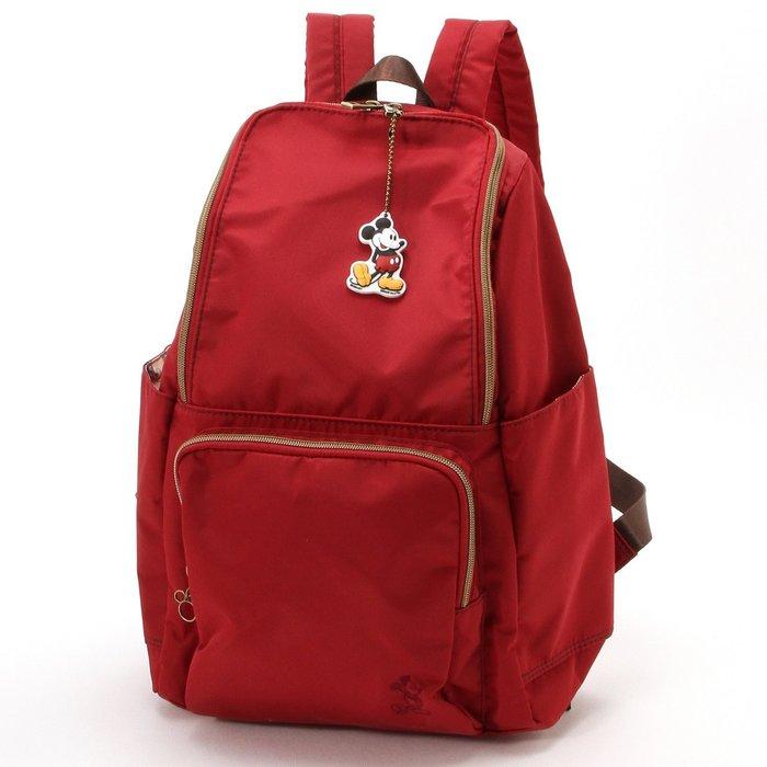 迪士尼Disney x SAC《預購》米奇可愛內裡後背包~日本正品~共3色~心心小舖