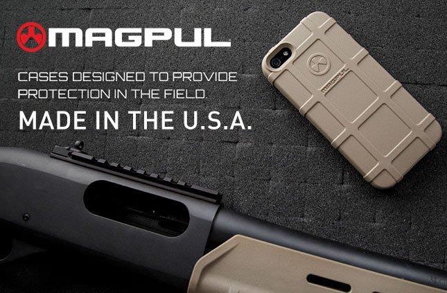 出清特價!美國原裝馬蓋普Magpul Field case iPhone 8 7 6 6s Plus 手機殼 防撞防摔殼