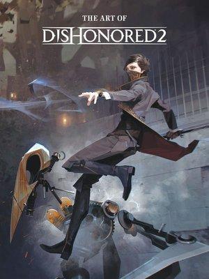 【布魯樂】《絕版品代尋》[美版書籍] 《冤罪殺機 2》電玩畫冊(美版) The Art of Dishonored 2