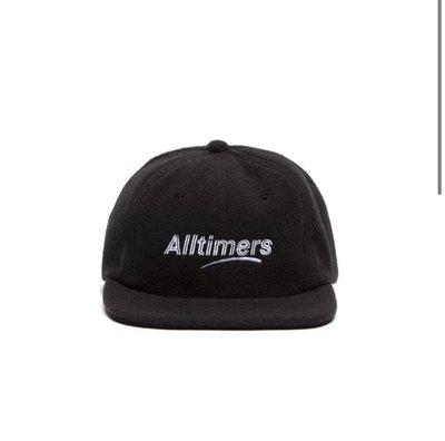 [KUTINAWA]ALLTIMERS-FLEECY HAT BLACK