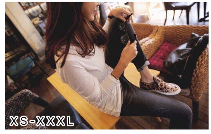 【愛媽媽孕婦裝】2019韓國日本熱銷直送國四季實穿質感孕婦牛仔褲托腹褲可調節腰帶鉛筆褲․加大尺碼XS-3XL