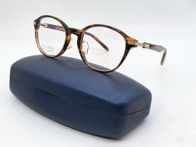 【本閣】999.9 fournines MPM104 日本製 手工眼鏡 圓框 手工眼鏡 復古眼鏡 賽璐珞 彈性 大框