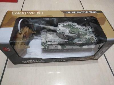 哈哈玩具屋~1/32 1:32 兒童玩具 遙控 戰車 坦克