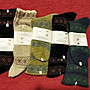 Vivienne Westwood 中長筒100%羊毛襪